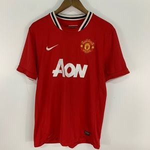 Nike Manchester United Soccer Jersey